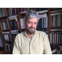 """Logo of the podcast Palavra de Autor #2. José Riço Direitinho: """"Não sei se o livro é pornográfico. A pornografia é o er…"""