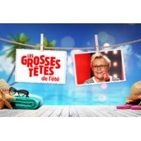 Logo of the podcast L'été des Grosses Têtes du 13 juillet 2019