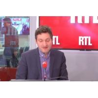 """Logo of the podcast Affaire Benalla : """"la majorité sur-réagit et alimente le feuilleton"""", dit Olivier Bost"""