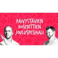 Logo of the podcast Päivystävien dosenttien jouluspesiaali