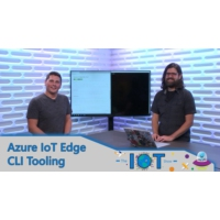 Logo of the podcast Azure IoT Edge CLI tooling | Internet of Things Show