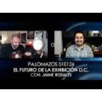 Logo of the podcast Palomazos S1E126 - El Futuro de la Exhibición (Con Jaime Rosales)