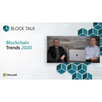 Logo of the podcast Blockchain Trends 2020 | Block Talk