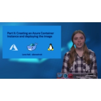 Logo of the podcast Part 2 of 4: Create an Azure Container Instance with the container image | The Open Source Show