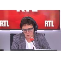 """Logo of the podcast Intrusion à la Pitié-Salpêtrière : les manifestants voulaient """"se protéger"""""""