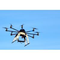 Logo du podcast Ford associe drones et voitures autonomes