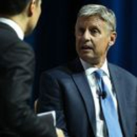Logo du podcast Gary Johnson on His Bid for the White House