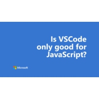 Logo of the podcast One Dev Question - Is VSCode only good for JavaScript?