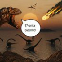 "Logo of the podcast Sideshow Podcast: ""Thanks, Obama"" (feat. Barack Obama?!)"