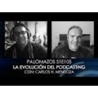 Logo of the podcast Palomazos S1E105 - La Evolución del Podcasting