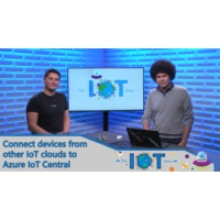 Logo du podcast Connect devices from other IoT clouds to Azure IoT Central   Internet of Things Show