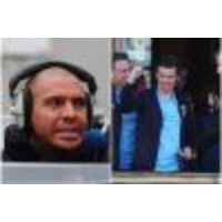 Logo of the podcast MUST LISTEN: 'You've got a bee in your bonnet!' - Stan Collymore v Joey Barton in Drivetime showdow…