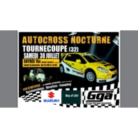Logo of the podcast AUTOCROSS TOURNECOUPE 2016 – COOLDIRECT