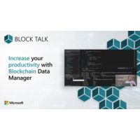Logo of the podcast Increase your productivity with blockchain data manager | Block Talk