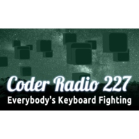 Logo of the podcast Everybody's Keyboard Fighting | CR 227