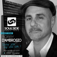 Logo of the podcast SOULSIDE RADIO GUEST SESSION – BOBBY D AMBROSIO