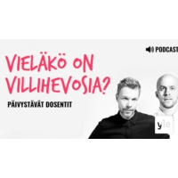 Logo of the podcast Vieläkö on villihevosia?