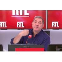 """Logo du podcast Macron-Trump : """"une rencontre franche"""" est à prévoir, dit un spécialiste sur RTL"""
