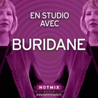 Logo of the podcast BURIDANE interview dans Les Instants Privilégiés Hotmixradio.