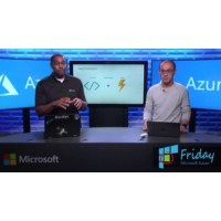 Logo du podcast Remote debug Azure Functions written in Java using VS Code | Azure Friday