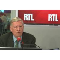 """Logo du podcast Finkielkraut : la France est entrée dans une """"phase de haine"""", dit Alain Duhamel"""