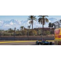 Logo of the podcast La Formule E se plait a Marrakech