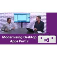 Logo of the podcast Modernizing Desktop Apps Part 2 | Visual Studio Toolbox