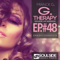 Logo of the podcast FRANCK G // G THERAPY Radioshow // EP#48