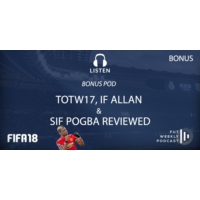 Logo of the podcast W17 Bonus: SIF Pogba, TOTW & IF Alan Reviewed