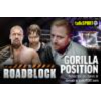 Logo of the podcast Gorilla Position ep061: WWE Roadblock review, RAW recap + all the latest news