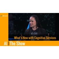 Logo du podcast What's New with Cognitive Services | AI Show