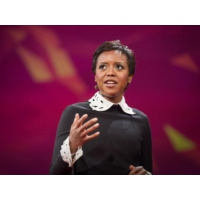 Logo of the podcast Color blind or color brave? | Mellody Hobson