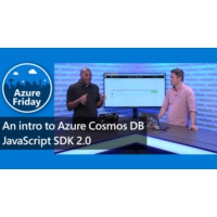 Logo of the podcast An intro to Azure Cosmos DB JavaScript SDK 2.0 | Azure Friday