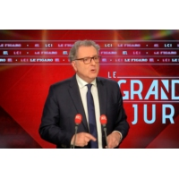 Logo du podcast Le Grand Jury de Richard Ferrand