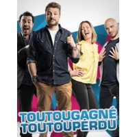 Logo of the podcast Le Toutougagné Toutouperdu (13.09.16)