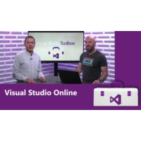 Logo of the podcast Visual Studio Online | Visual Studio Toolbox