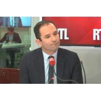 Logo of the podcast Benoît Hamon invité sur RTL le 2 janvier 2019