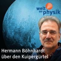 Logo of the podcast Folge 195 – Der Kuipergürtel am Rand des Planetensystems
