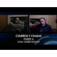 Logo of the podcast Churros y Chakas - Parte 4