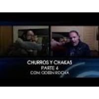Logo du podcast Churros y Chakas - Parte 4