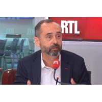 """Logo of the podcast """"Marion Maréchal incarne la volonté de s'entendre"""" entre LR et RN, assure Robert Ménard"""
