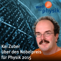 Logo of the podcast Folge 200 – Physiknobelpreis 2015