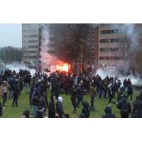 """Logo du podcast Aulnay, Bobigny, Argenteuil... """"L'étrange discrétion du pouvoir sur les émeutes de banlieue"""""""