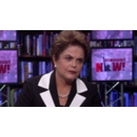 Logo of the podcast Full Interview with Dilma Rousseff on Her Ouster, Brazil's Political Crisis & Fighting Dictatorship