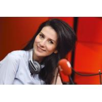 """Logo of the podcast """"Le football n'est pas réservé aux bourrins"""", prévient Isabelle Giordano"""