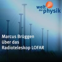Logo of the podcast Folge 166 – Radioteleskop LOFAR