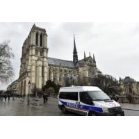 Logo du podcast Les actualités de 12h30 - Incendie de Notre-Dame : une quinzaine de témoins entendus par la PJ