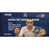 Logo du podcast W37: Japes & WC Mode are here!