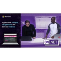Logo of the podcast Application Insights integrations and service updates | On .NET