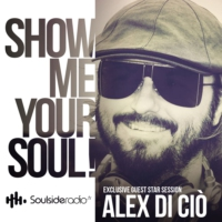 Logo du podcast SOULSIDE Radio presents ALEX DI CIÒ // Exclusive Guest Mix Session // 11.2016